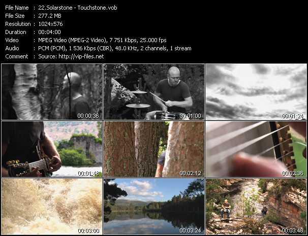 Solarstone video - Touchstone