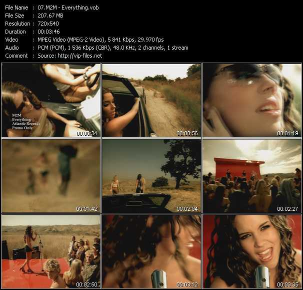 M2M music video Publish2