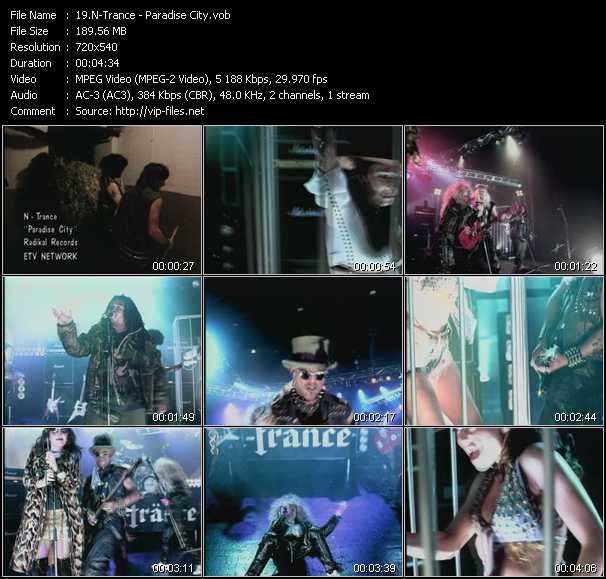N-Trance music video Publish2