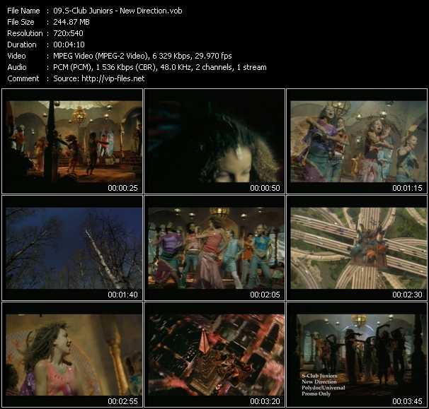 S-Club Juniors music video Publish2