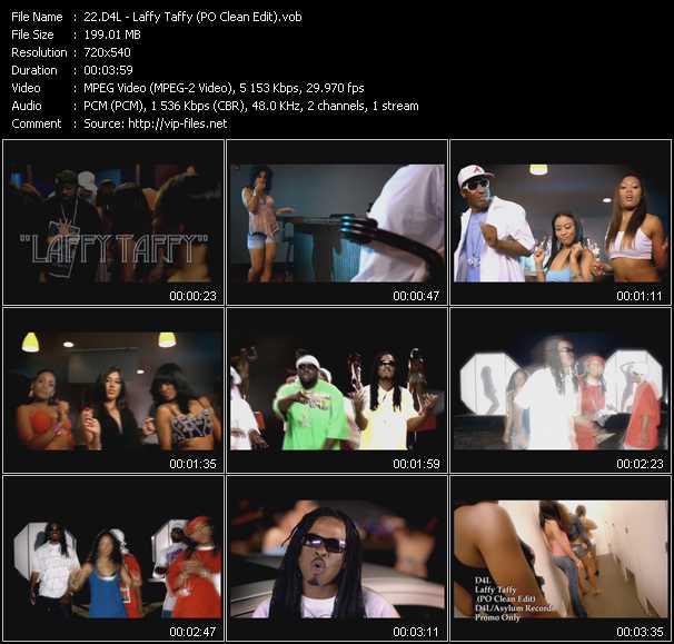 D4L music video Publish2