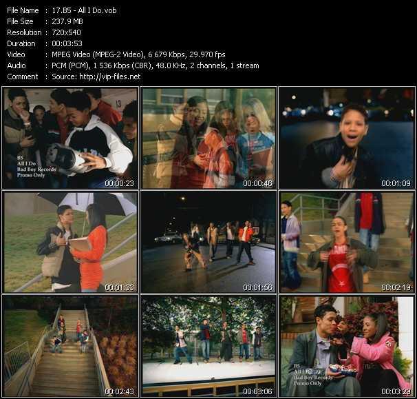 B5 video - All I Do