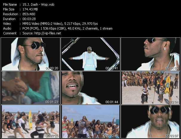 J. Dash music video Publish2