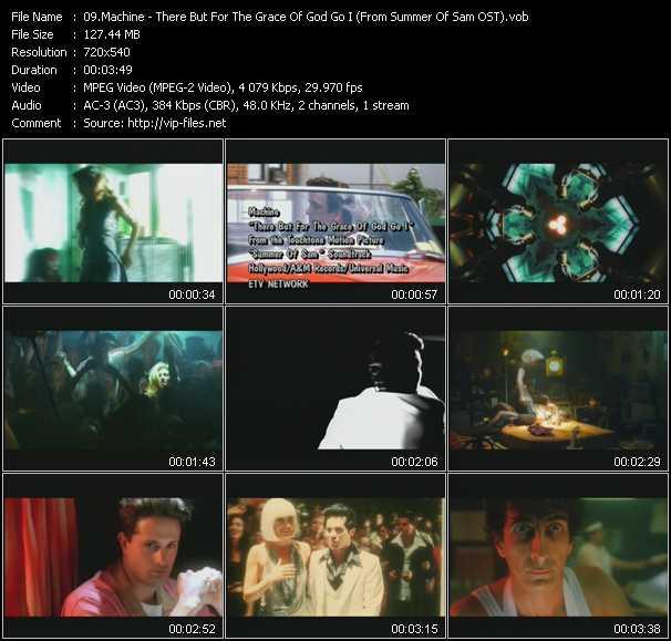 Machine music video Publish2