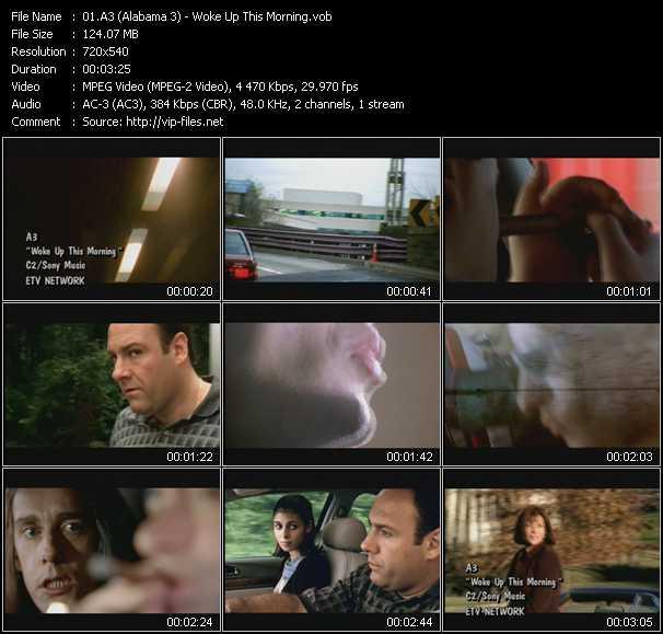 A3 (Alabama 3) music video Keep2share