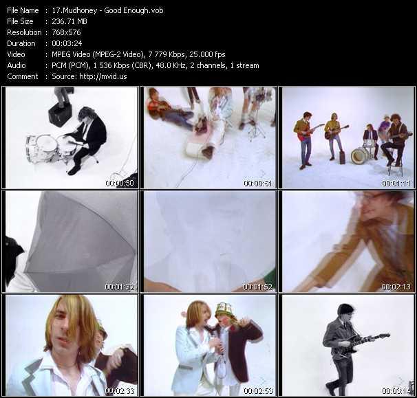 Mudhoney video - Good Enough