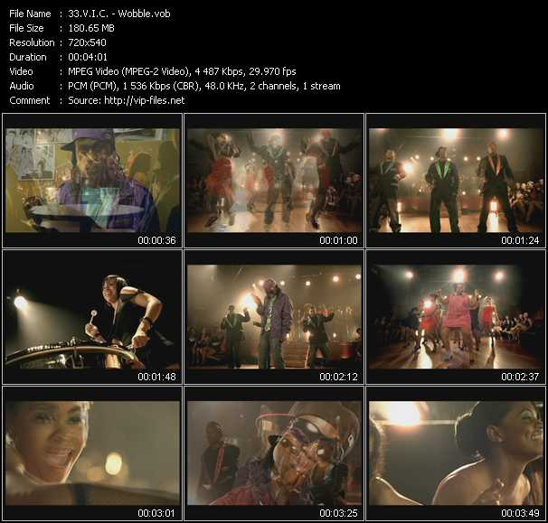 V.I.C. music video Publish2