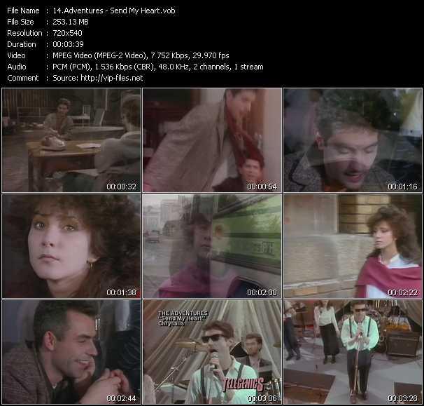 Adventures music video Fboom