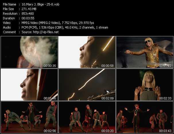 Mary J. Blige video - 25-8