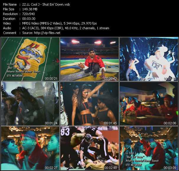 LL Cool J music video Publish2