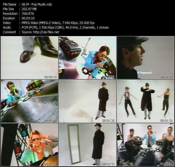 M music video Publish2