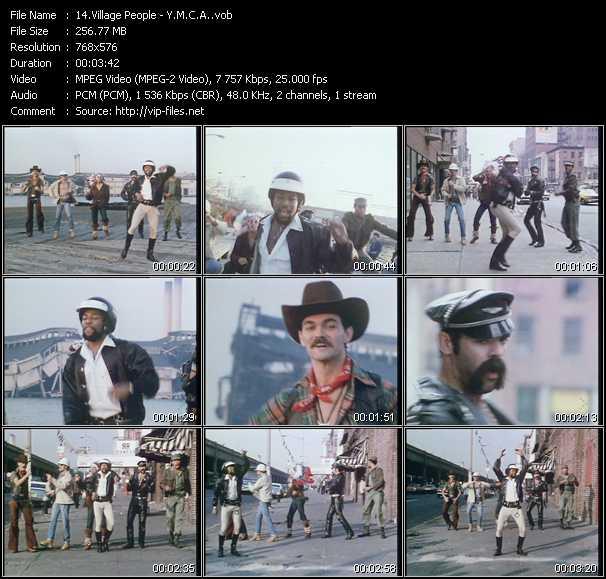 V. P. music video Publish2