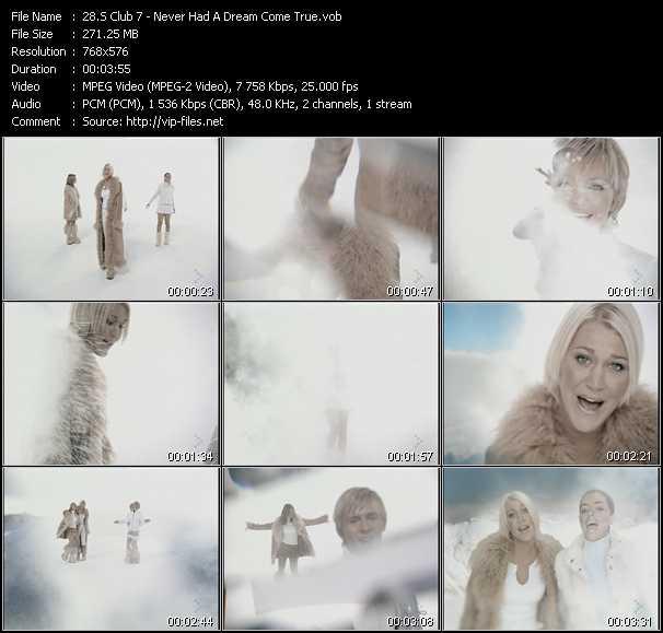 S Club 7 music video Publish2