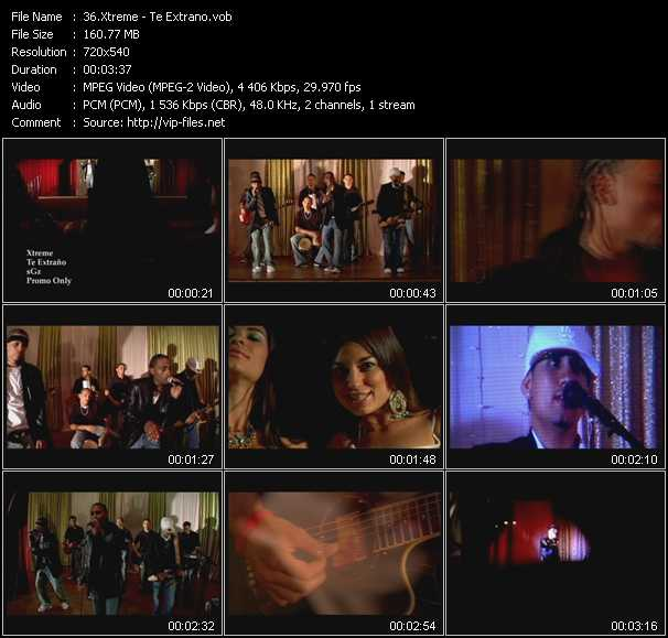 Xtreme music video Publish2
