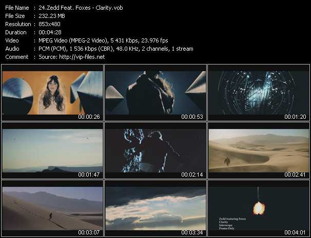 Zedd Feat. Foxes music video Publish2