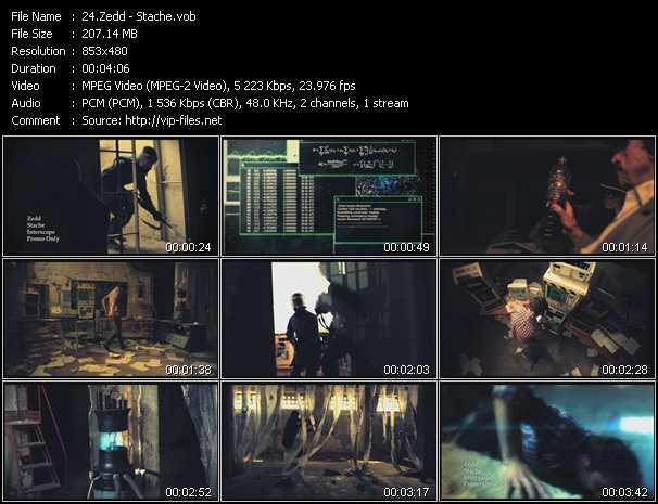 Zedd music video Publish2