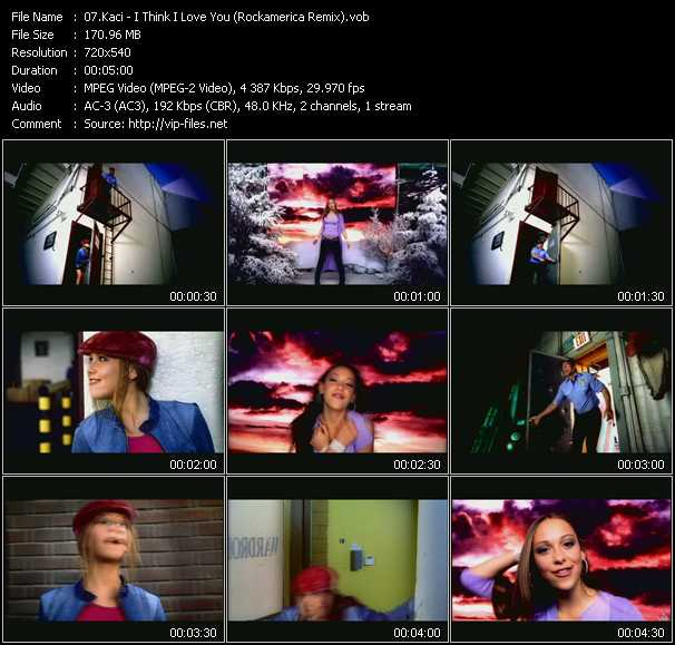 Kaci music video Publish2