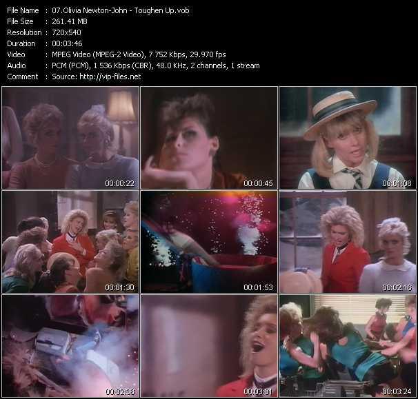 Olivia Newton-John music video Publish2